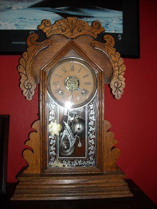 Clock 001