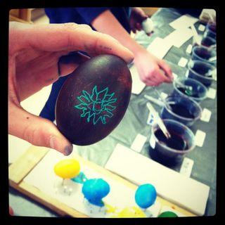 Caitlin's egg