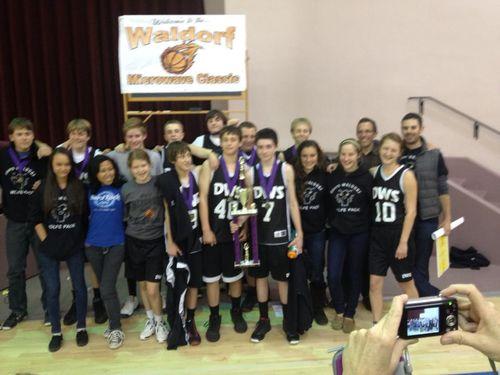 DWS 2013 basketball
